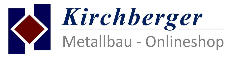 Kirchberger Metallbau Onlineshop-Logo