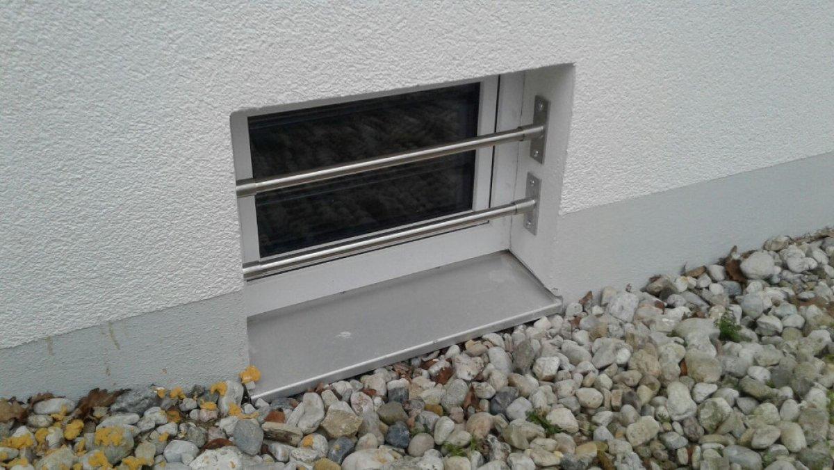 fenstergitter sicherheitsstange security bar. Black Bedroom Furniture Sets. Home Design Ideas
