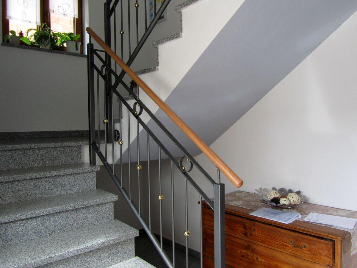 treppengel nder innen von kirchberger metallbau. Black Bedroom Furniture Sets. Home Design Ideas