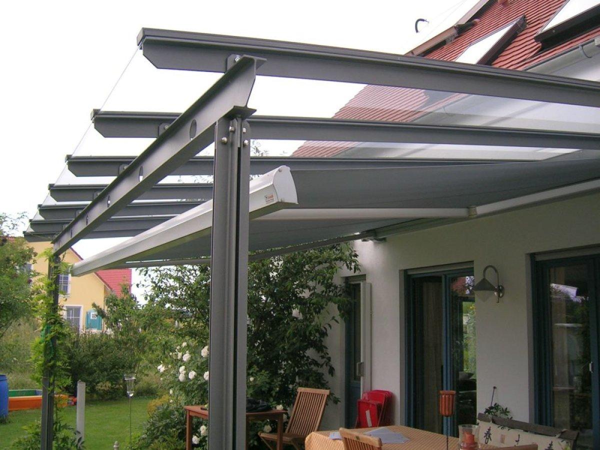terrassen berdachungen von kirchberger metallbau. Black Bedroom Furniture Sets. Home Design Ideas