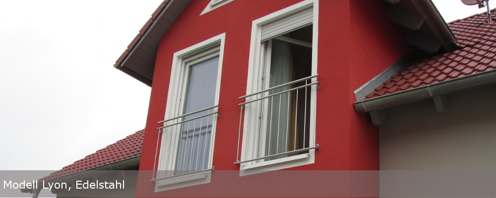 Franzosische Balkone Nach Mass Online Kaufen Kirchberger